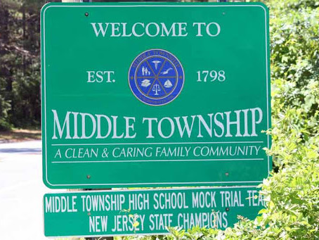 Middle Township, New Jersey (NJ) Document Apostille for International Use