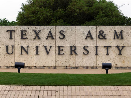 Texas A&M University Students & Graduates Document Authentication or Apostille to Study Abroad