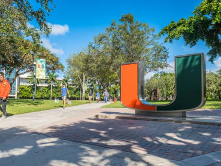 University of Miami Students and Graduates Document Authentication or Apostille to Study Abroad