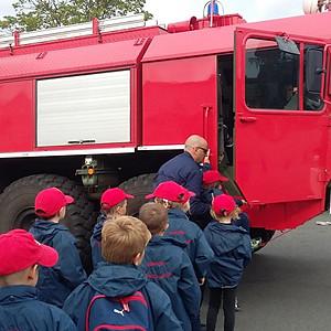 LZw - Zu Besuch bei der Bundeswehrfeuerwher