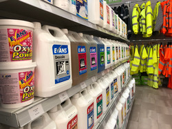 Weston Cleaning Supplies