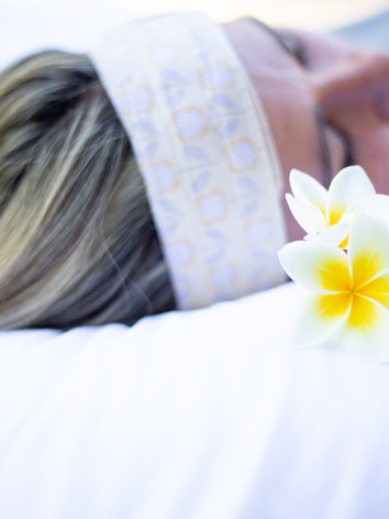 Relax with a Healing Facial