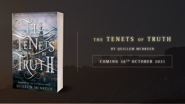 Acquisition Announcement: THE TENETS OF TRUTH by Quillem McBreen