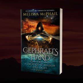Cephrael's Hand by Melissa McPhail