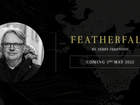 Acquisition Announcement: FEATHERFALL by Jerry Ibbotson