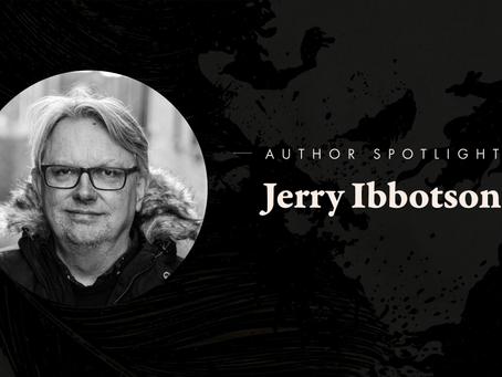 Author Spotlight: Jerry Ibbotson