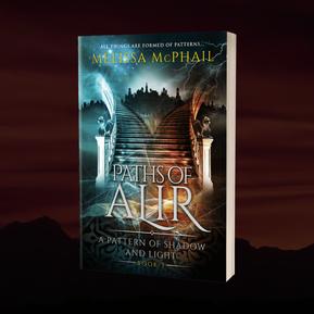 Paths of Air by Melissa McPhail