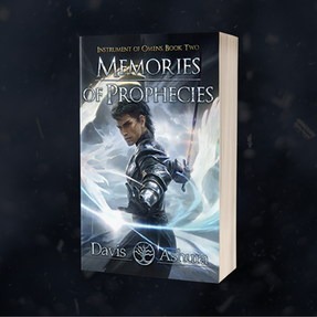 Memories of Prophecies by Davis Ashura