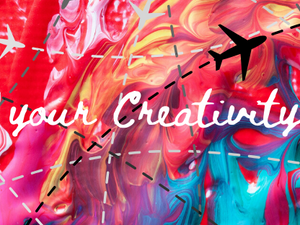 Let your Creativity fly