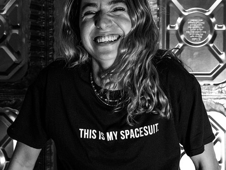 Shoshana Swell is Going to the Moon (INTERVIEW)