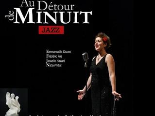 Au Détour de Minuit au Moulin de la Tiretaine le vendredi 18 janvier 2019