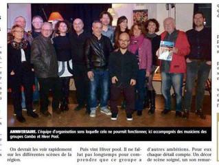 Retour en images sur la soirée HIVER POOL - COMBO du 18 novembre