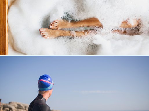 Hot tubber or a cold swimmer?