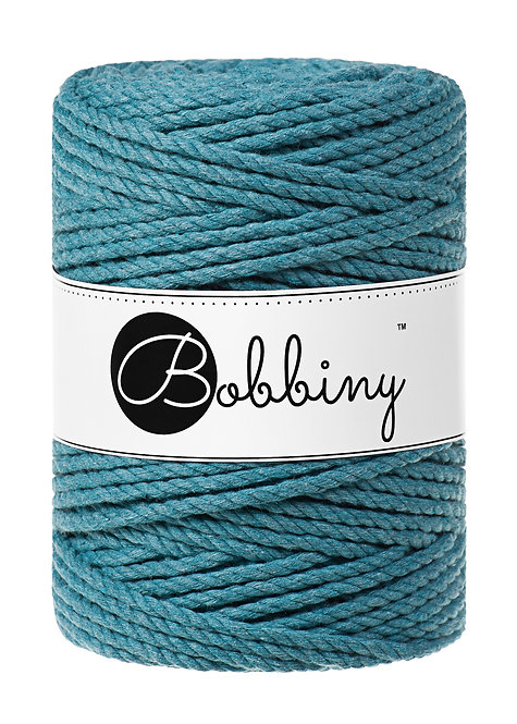 Teal 3ply 5mm 100m