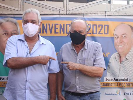 Justiça Eleitoral absolve prefeito no caso da entrega dos kits alimentação durante as eleições 2020
