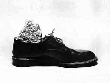 Tem uma pedra no meu sapato! E agora?