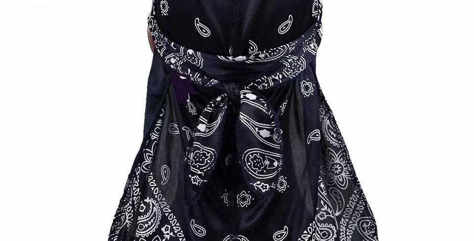 Paisley Silk Durag