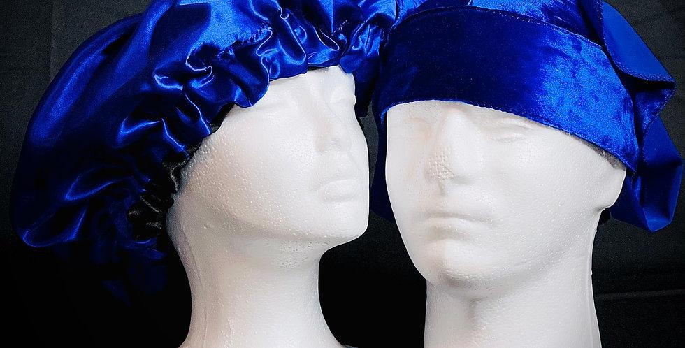 Royal Blue Matching Set