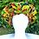 Thumbnail: African-Print Bonnet