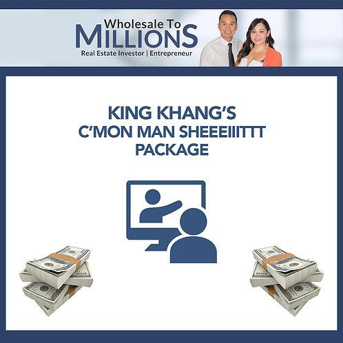 Khang's C'mon Man Sheeeiiittt Package