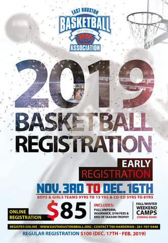East Houston Basketball Flyer- Nov 2018.