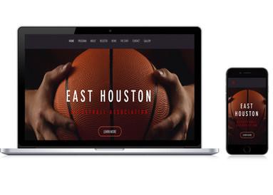 East Houston Basketball