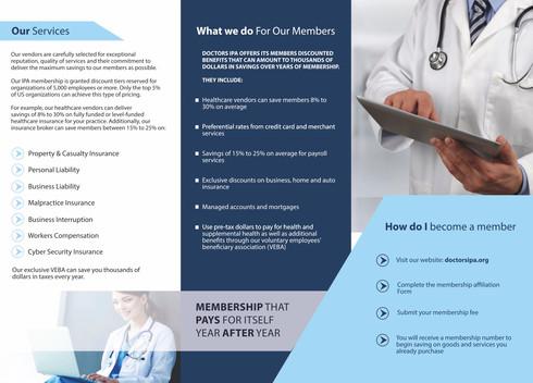 Doctors IPA- Tri Fold Brochure- 10-29-20