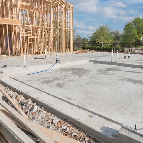 Foundation Inspection & Slab Elevations