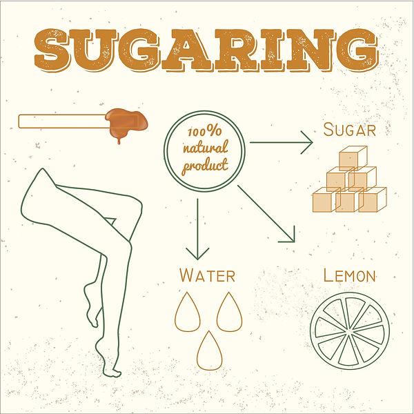 Sugaring ingredients