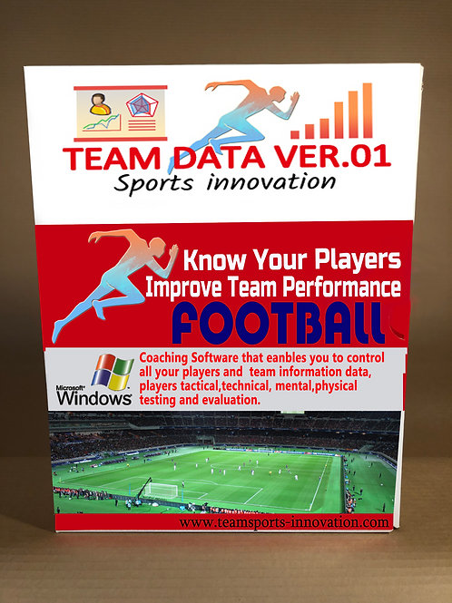 Team Data Ver.01 Football