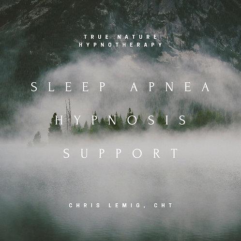 Sleep Apnea Hypnosis Support