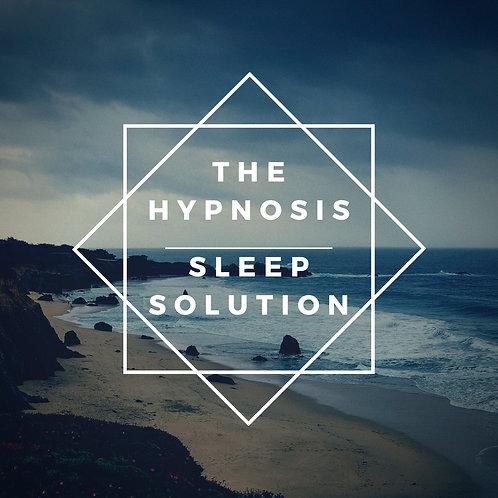 The Hypnosis Sleep Solution