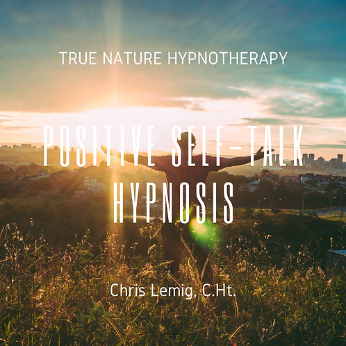Positive Self-Talk Hypnosis