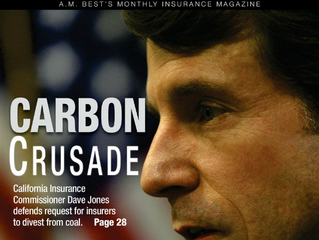 Carbon fight hits insurers