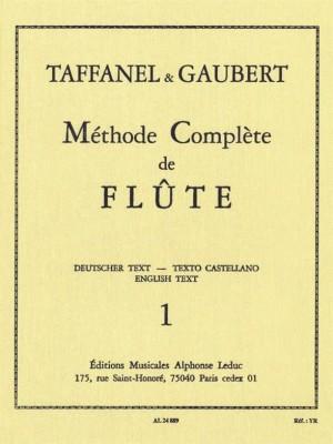 Taffanel & Gaubert Methode Complete