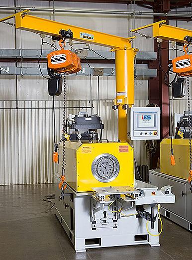 RB250 IO Machine