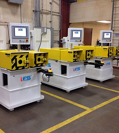iES Offers Complete Rebuilt Machines