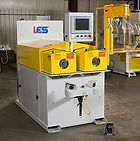 eRB80 IO+IO all-electric, digitally controlled servo tube endforming machine from iES.