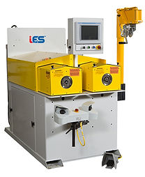 All-Electric Tube End Forming Machine