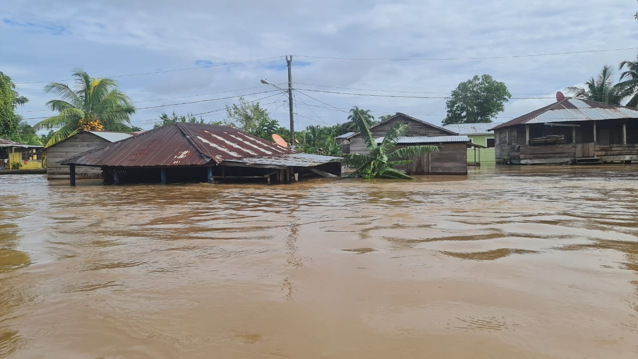 Hurricane Devastation in Nicaragua 4