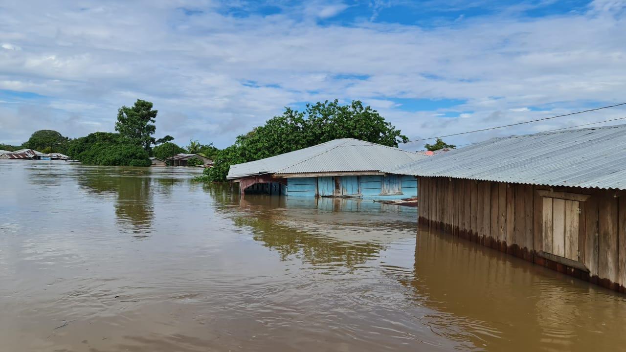 Hurricane Devastation in Nicaragua 1