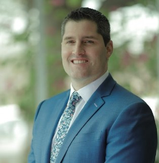 Brad Giafaglione, Director of Experience, UC Irvine Health