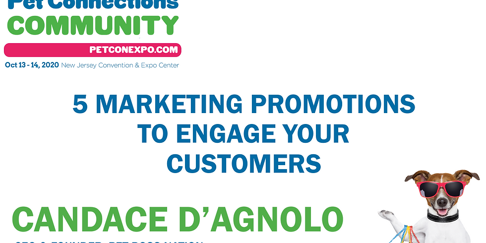5 Marketing Promotions to Engage Your Customers w/Candace D'Agnolo