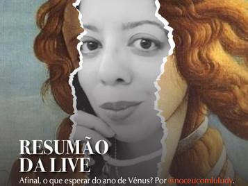 Resumão Live Luludy