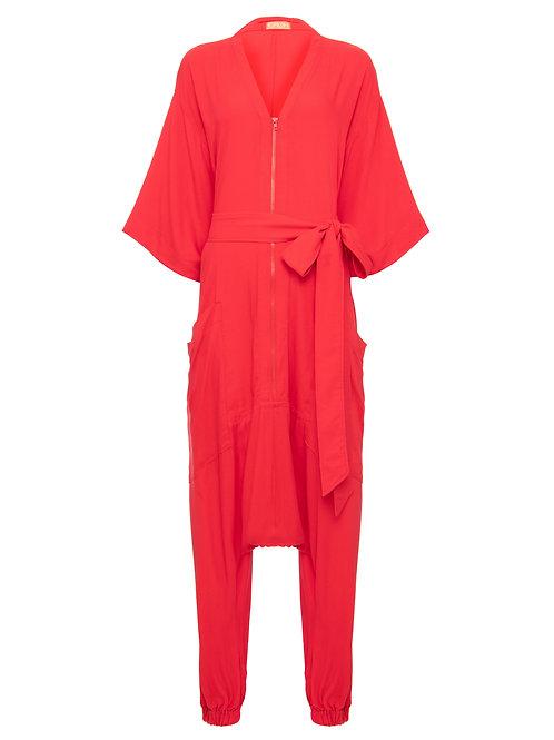 Kimoh Jumper - vermelho
