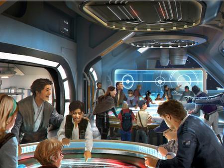 Star Wars Hotel scheduled to open at Walt Disney World in 2022