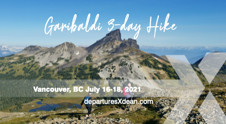 Garibaldi 3-day Hike