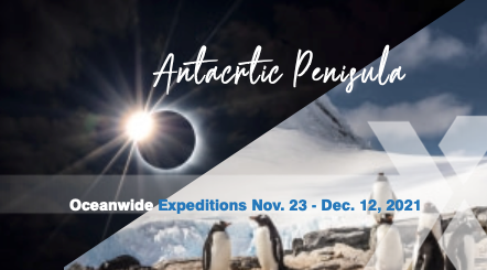 Total Eclipse of the South Pole