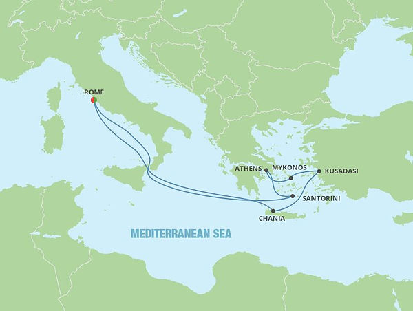 8-Day Greek Isles Odyessy of the Seas.jp