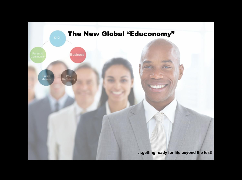 The New Educonomy